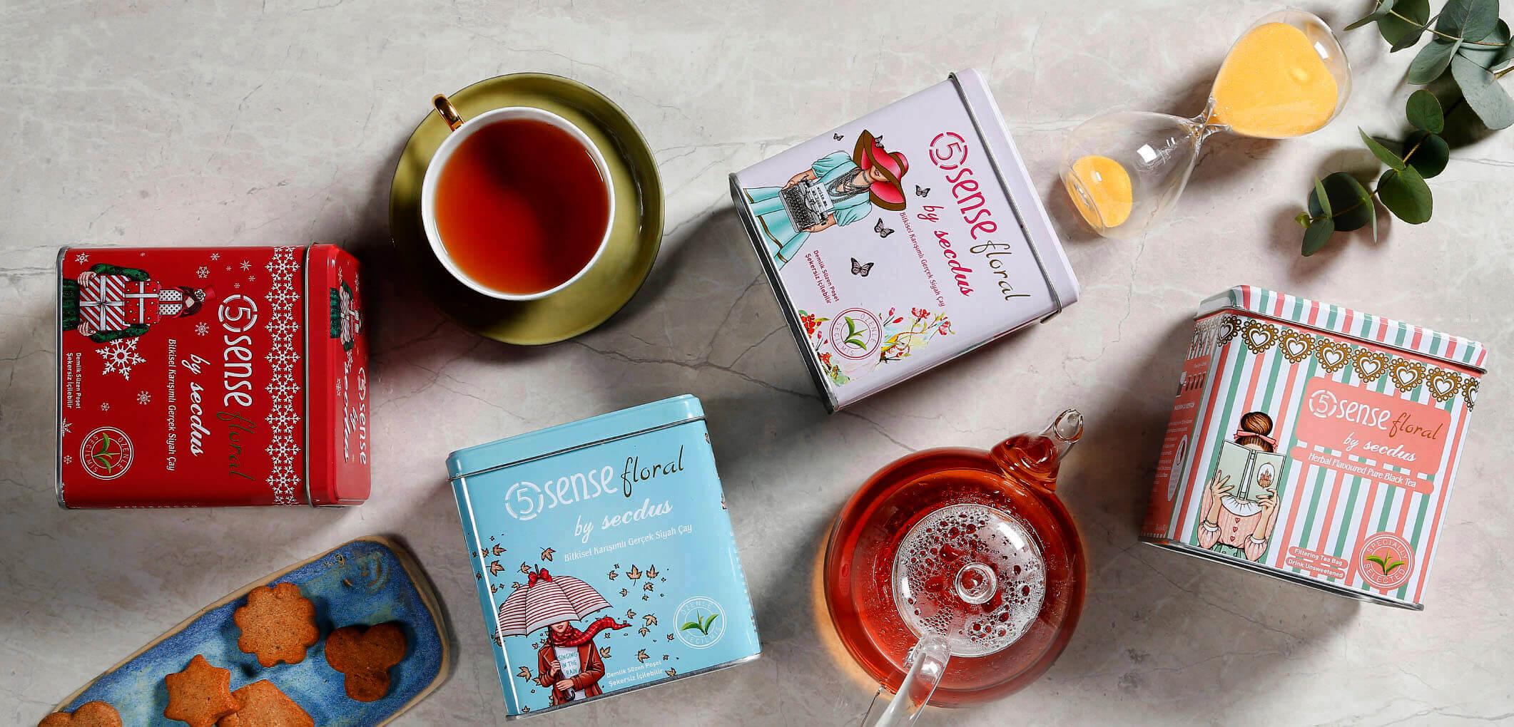5 Sense Tea